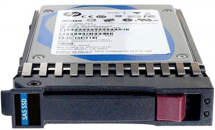 SSD HP HPE 960GB 12G 2.5 INCH SAS SSD (816559-002) Refurbished - зображення 1