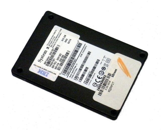 SSD IBM Lenovo 512GB TRAY (00W1302) Refurbished - зображення 1