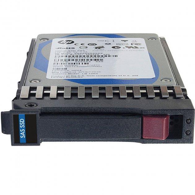 SSD HP HP SAS-SSD 400GB SAS 12G SFF DP MSA - (787336-001) Refurbished - зображення 1