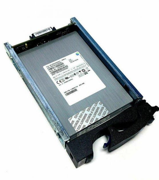 SSD EMC EMC 200GB 6G 3.5 INCH SATA SSD (5049884) Refurbished - зображення 1