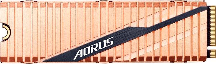 Gigabyte Aorus NVMe Gen4 SSD 2TB M.2 2280 NVMe PCIe 4.0 x4 3D NAND TLC (GP-ASM2NE6200TTTD) - изображение 1