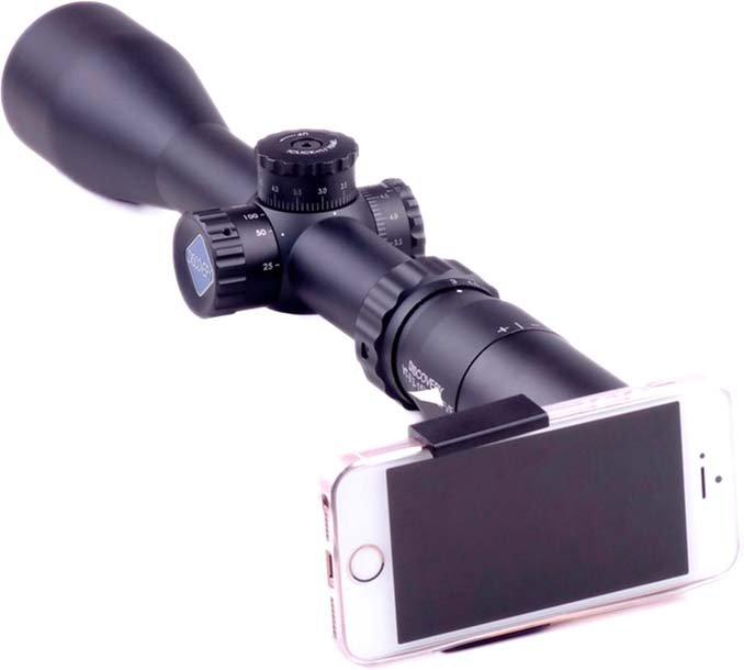 Оптичний приціл Discovery VT-3 SFP 3-15х44 SFVF (VT-3 SFP 3-15х44) - зображення 1
