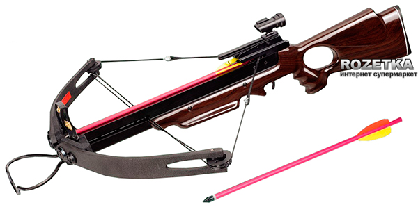 Арбалет Man Kung 31/MK-250А1 + 2 стріли (31/MK-250А1) - зображення 1