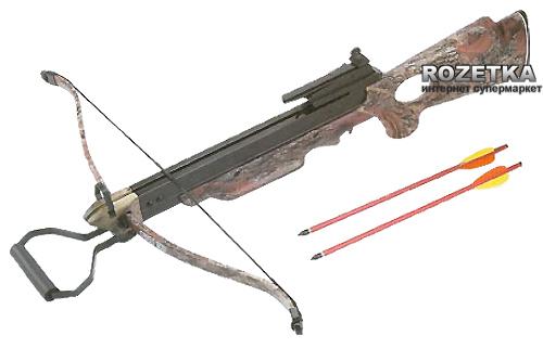 Арбалет Man Kung MK-150A3TCR + 2 стріли ( 31/MK-150A3TCR) - зображення 1