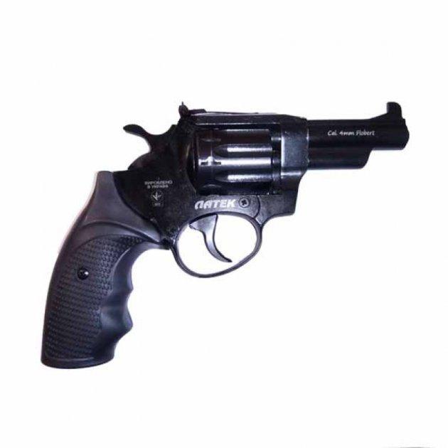 Револьвер под патрон Флобера ЛАТЭК Safari РФ-431м пластик - зображення 1