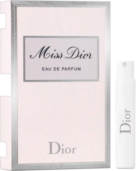 Пробник Туалетная вода для женщин Christian Dior Miss Dior 1 мл (3348901419697) - изображение 1