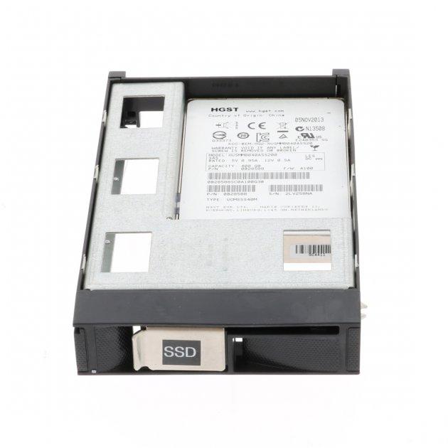 SSD EMC 400GB SSD 3.5 in eMLC plus for HDD ISILON (403-0164-01) Refurbished - зображення 1