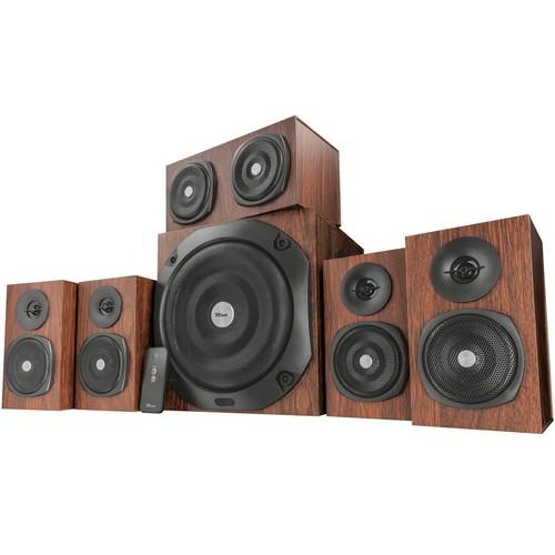 Акустична система TRUST Vigor 5.1 Surround Speaker System - зображення 1