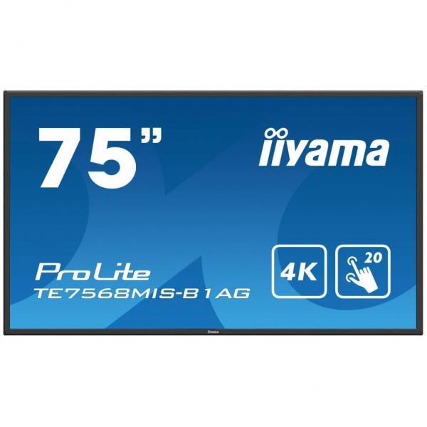 LCD панель iiyama TE7568MIS-B1AG - зображення 1