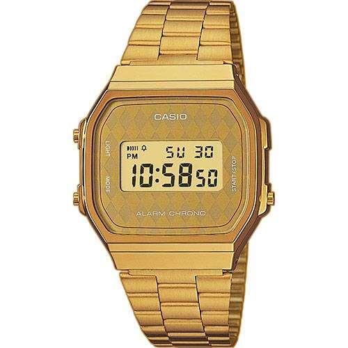 Годинник наручний Casio Collection CsCllctnA168WG-9BWEF - зображення 1