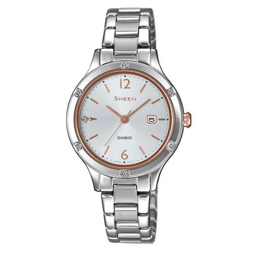 Годинник наручний Casio Sheen CsShnSHE-4533D-7AUER - зображення 1