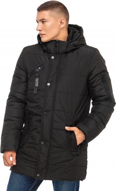 Куртка Kariant Herman 50 Черная - изображение 1