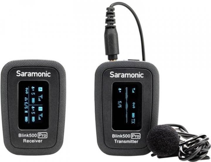 Радиосистема Saramonic Blink 500 B1 PRO - изображение 1