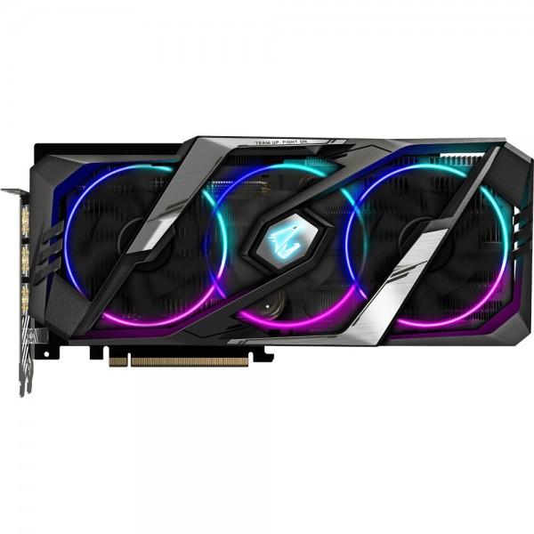 Відеокарта Gigabyte GeForce RTX 2060 SUPER 8G AORUS (GV-N206SAORUS-8GC) (F00189106) - зображення 1