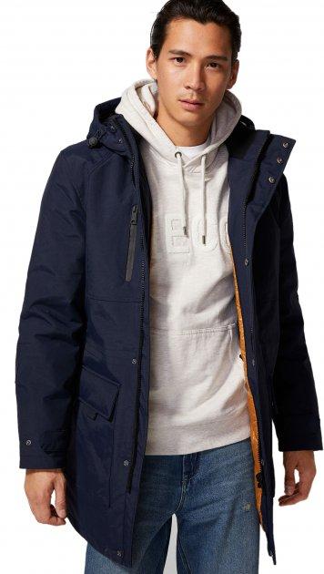 Куртка Springfield 954179 XXL Темно-синяя (8413391508444) - изображение 1
