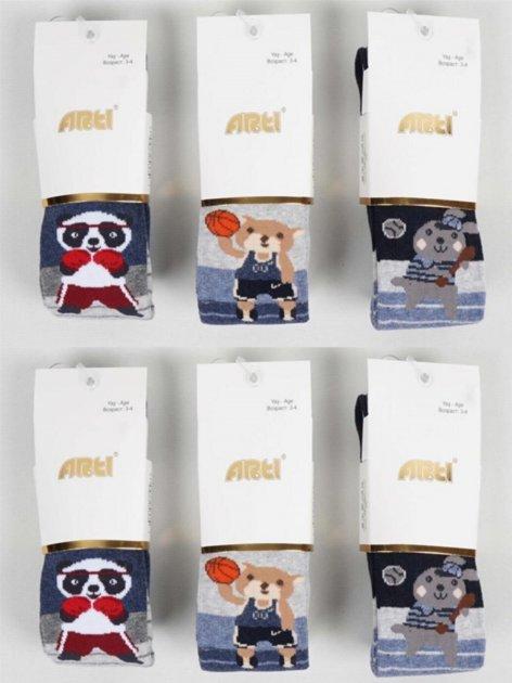 Колготки Arti 300021 80-92 см 6 шт Ассорти (8680652385889) - изображение 1