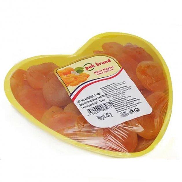 Курага LoveShopee серце 0,25 кг - зображення 1