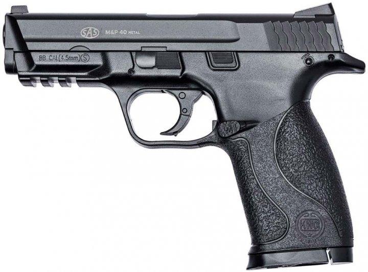 Пистолет пневматический SAS MP-40 Metal - изображение 1
