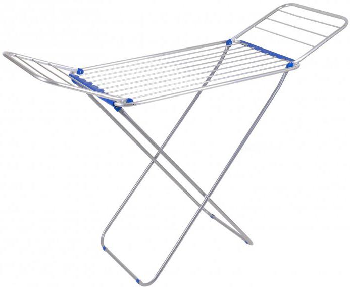 Сушка для белья Laundry Elegancie анодированый алюминий 16 м (TRL-1622AL-DARK BLUE) - изображение 1
