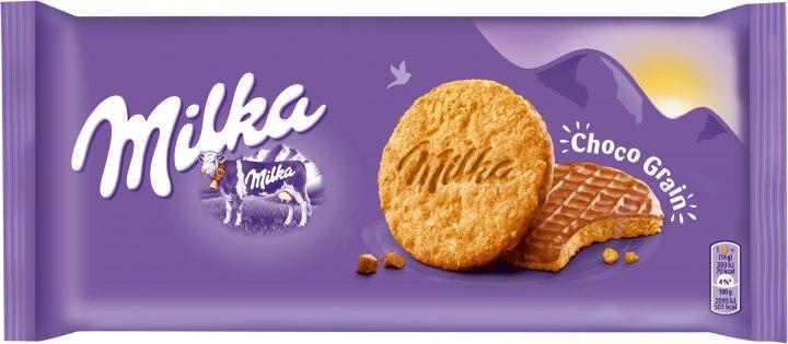 Печенье Milka ЧокоГрейнс 168 г (7622210893031) - изображение 1