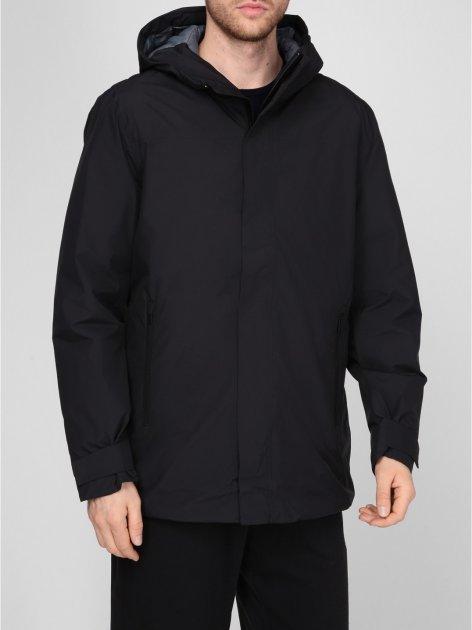 Куртка CMP 30K2797-U901 46 Nero (8051737978157) - изображение 1