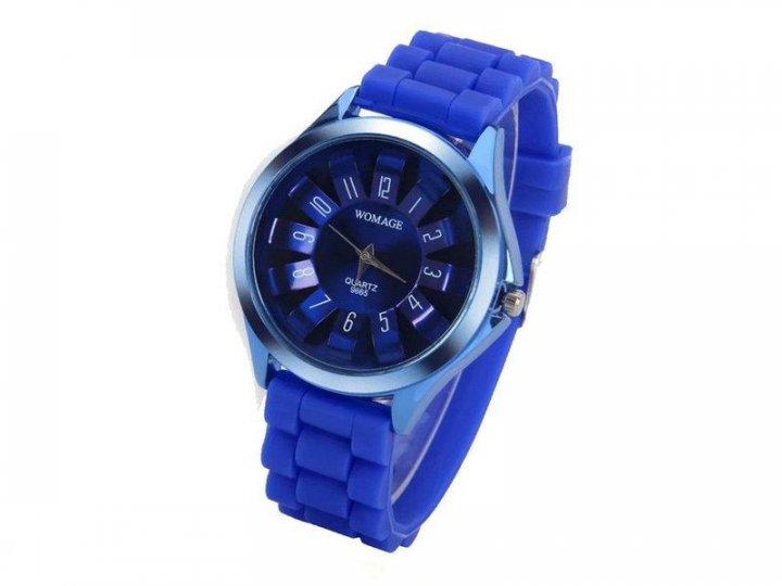 Женские наручные часы Womage, Синий - изображение 1