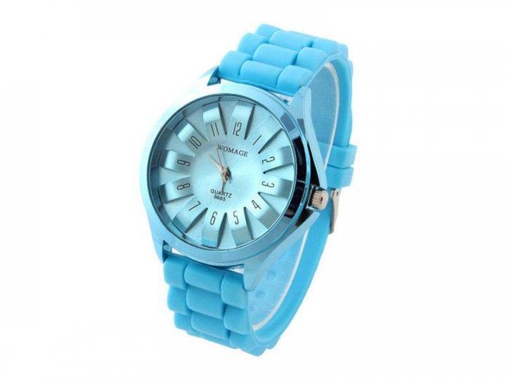 Женские наручные часы Womage, Голубой - изображение 1