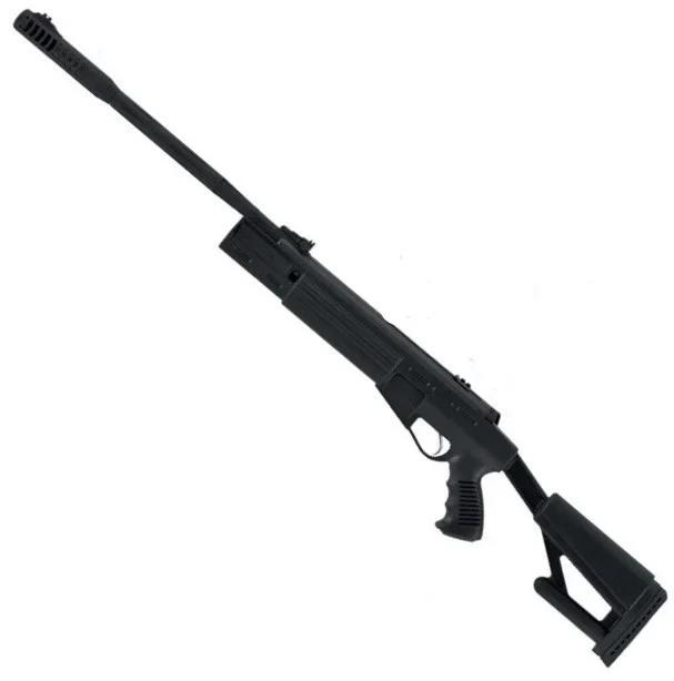 Пневматична гвинтівка Hatsan AirTact + кулі в подарунок - зображення 1