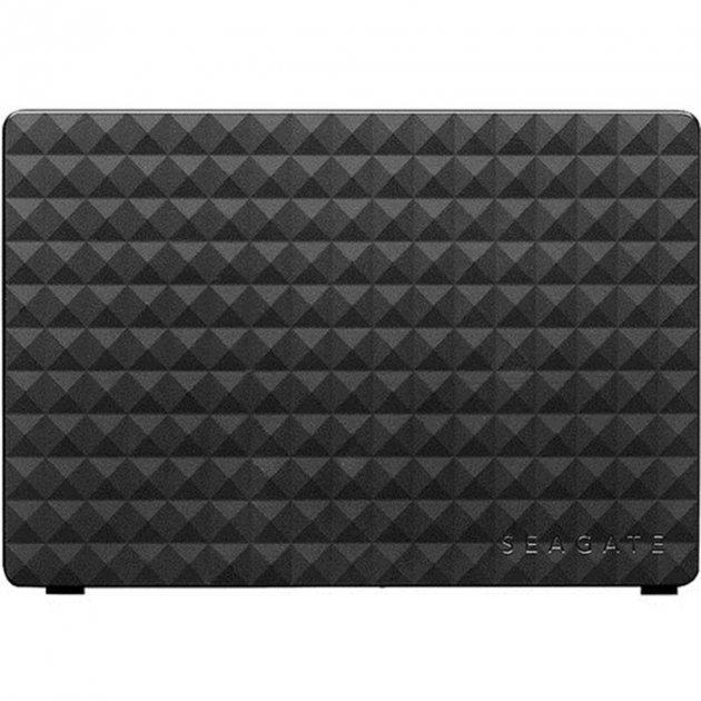 """Накопичувач зовнішній HDD 3.5"""" USB 6.0 TB Seagate Expansion Black (STEB6000403) - зображення 1"""