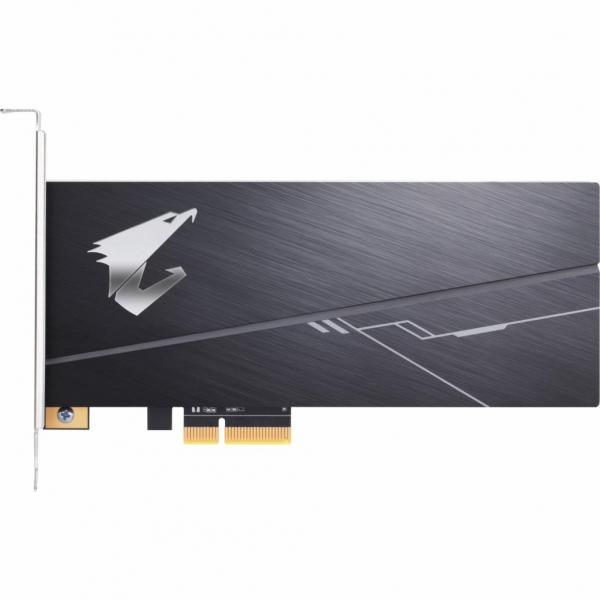 Накопичувач SSD PCI-Express 512GB GIGABYTE (GP-ASACNE2512GTTDR) - зображення 1