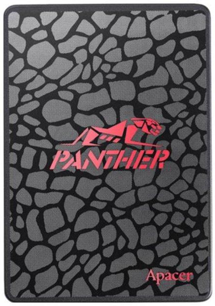 "Apacer AS350 Panther 256GB 2.5"" SATAIII 3D TLC (95.DB2A0.P100C/AP256GAS350-1) - зображення 1"