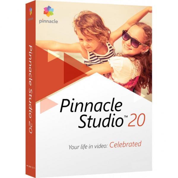 ПО для мультимедіа Corel Pinnacle Studio 20 Standard ML RU/EN for Windows (PNST20STMLEU) - зображення 1