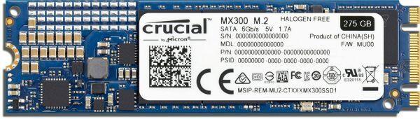 Crucial MX300 M. 2 CT275MX300SSD4 - зображення 1