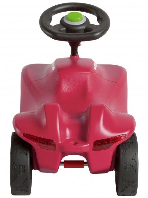 Машинка для катания BIG Нео розовая (56242) (4004943562423)