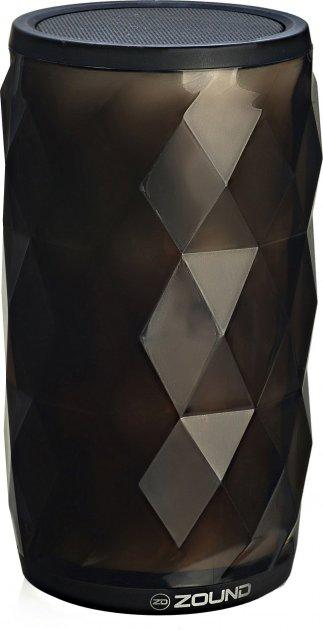 Портативна акустика Zound BT 412 Lumina Kristal Duos Black - зображення 1