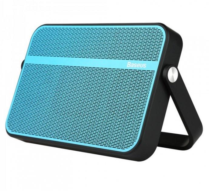 Колонка Портативная акустическая Baseus Vocal Series bluetooth Sky Bass+ blue (VN00325) - изображение 1