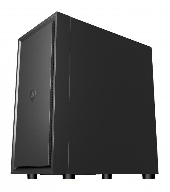 Корпус 1stPlayer B5-M-A2 Black без БП - изображение 1