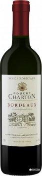 Вино Charton Bordeaux красное сухое 0.75 л 12% (3256030010244)