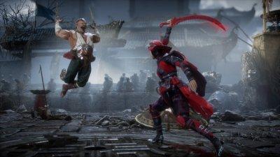 Mortal Kombat 11 Ultimate Edition (PS5, русские субитры)
