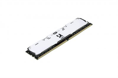 Модуль пам`яті DDR4 2x8GB/3000 GOODRAM Iridium X White (IR-XW3000D464L16S/16GDC)