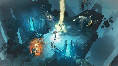 Игра Diablo III Eternal Collection [Blu-Ray диск] (PlayStation)