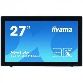Монітор iiyama T2735MSC-B2