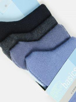 Набор носков C&A 225-20-20229-016 4 пары Синий