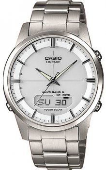 Чоловічі наручні годинники Casio LCW-M170TD-7AER