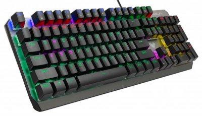 Клавиатура Aula Dawnguard Mechanical Wired Keyboard EN/RU (6948391234533) USB