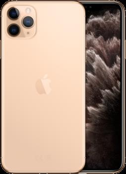 Мобільний телефон Apple iPhone 11 Pro Max 512GB Gold Офіційна гарантія