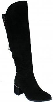 Сапоги Blizzarini KR782-02-333B Черные