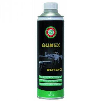 Масло збройне Gunex 500 ml Klever Ballistol IB03075