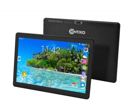 "Планшет CONTIXO KT107 3G 10.1"" 16GB ROM GPS + Чехол-клавиатура + Карта памяти 32GB"