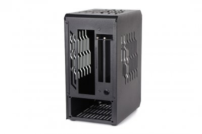 Корпус CustomMod SXM 6.3L bc Black (CM-SXM63BC)